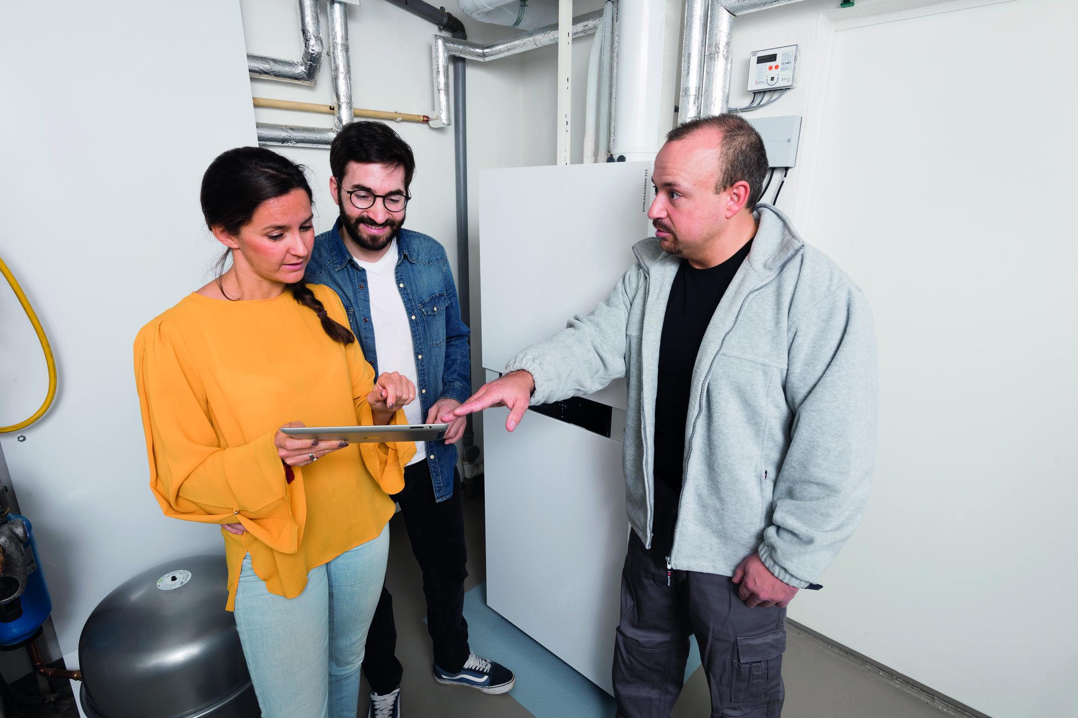 Einstellungen optimieren und Energie sparen
